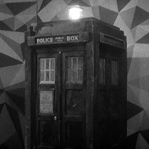 Twiggy TARDIS